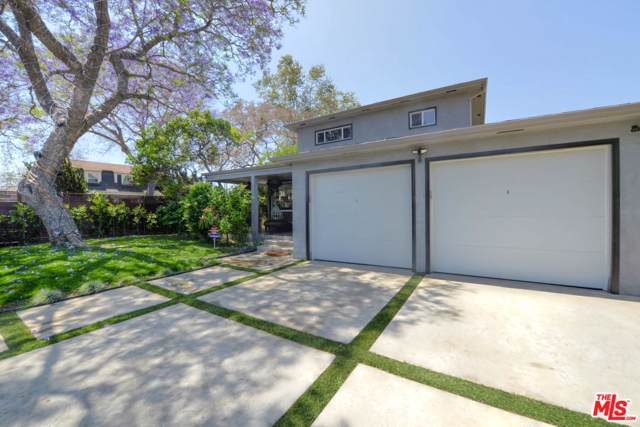 2045 S Shenandoah Street, Los Angeles (City), CA 90034 (#20544592) :: The Agency