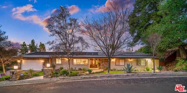 4990 Palo Drive, Tarzana, CA 91356 (#20547136) :: Randy Plaice and Associates