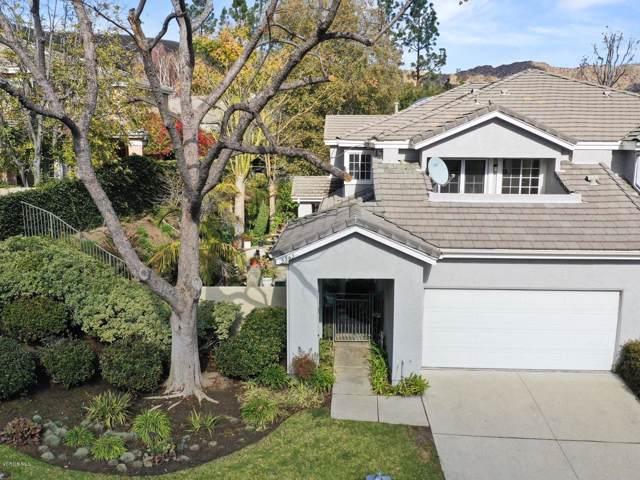 5565 Shadow Canyon Place, Westlake Village, CA 91362 (#220000898) :: Randy Plaice and Associates