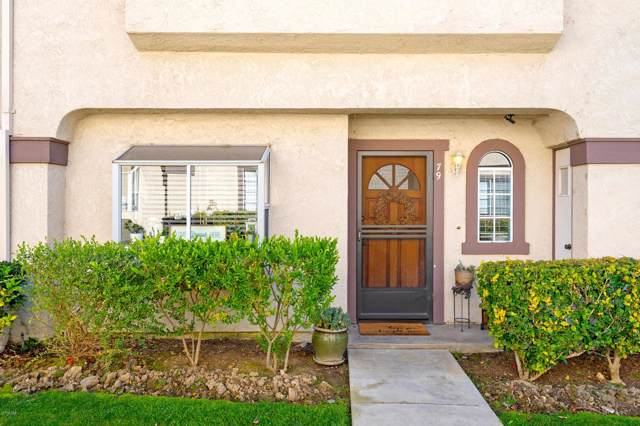 5602 Las Virgenes Road #79, Calabasas, CA 91302 (#220000900) :: Lydia Gable Realty Group