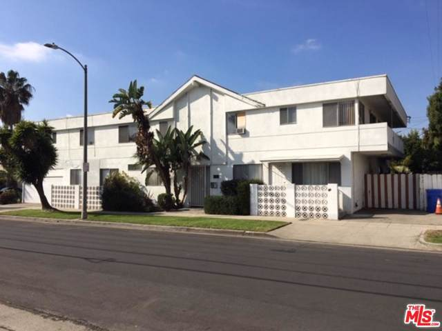 1481 Alvira Street, Los Angeles (City), CA 90035 (#20547258) :: The Agency