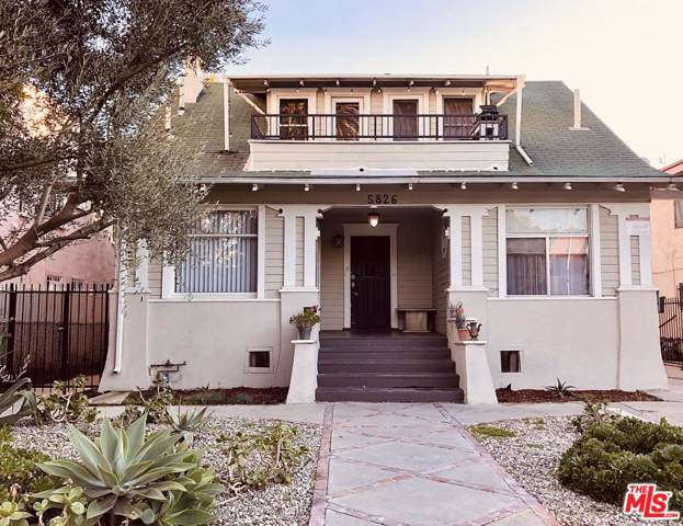 5826 Willoughby Avenue, Los Angeles (City), CA 90038 (#20546582) :: TruLine Realty