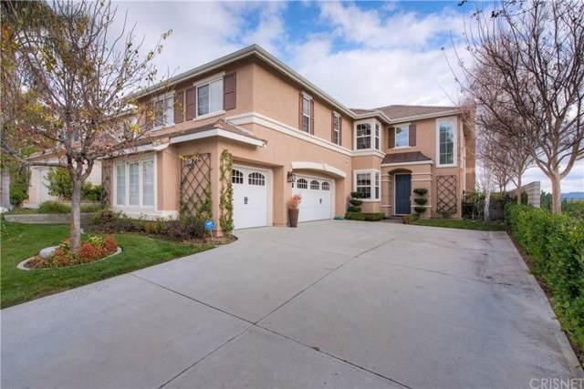 26042 Baldwin Place, Stevenson Ranch, CA 91381 (#SR20015378) :: Randy Plaice and Associates