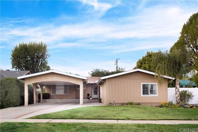 6523 Penfield Avenue, Woodland Hills, CA 91367 (#SR20016550) :: Randy Plaice and Associates