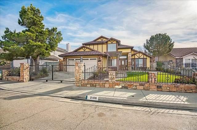 2106 E Nugent Street, Lancaster, CA 93535 (#SR20017194) :: Randy Plaice and Associates