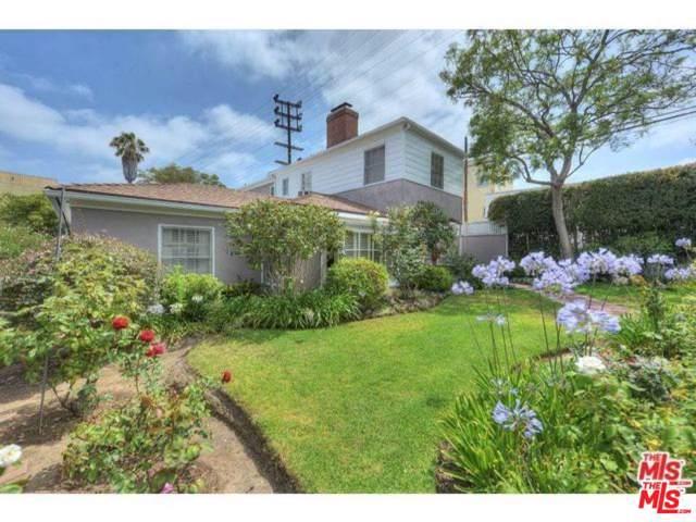 10852 Wilkins Avenue, Los Angeles (City), CA 90024 (#20547328) :: TruLine Realty