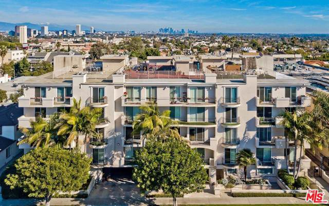1450 S Beverly Drive #302, Los Angeles (City), CA 90035 (#20547202) :: The Agency