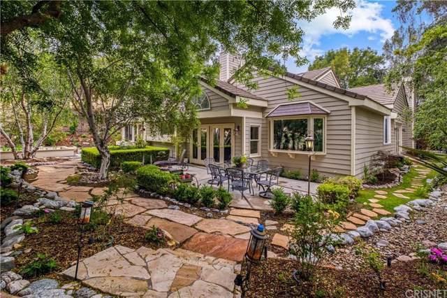 2288 Ranch View Place, Thousand Oaks, CA 91362 (#SR20017251) :: Randy Plaice and Associates