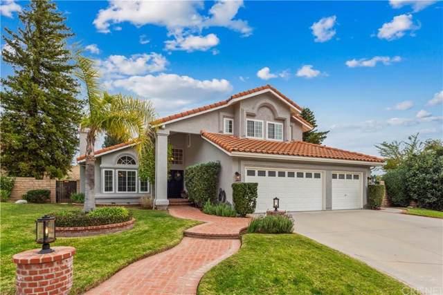 17854 Tuscan Drive, Granada Hills, CA 91344 (#SR20014243) :: The Pratt Group