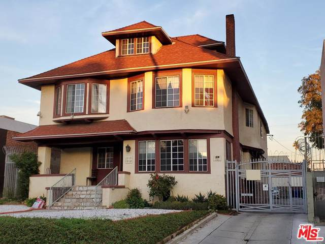 1912 S Oxford Ave, Los Angeles, CA 90018 (MLS #20-546840) :: The Jelmberg Team