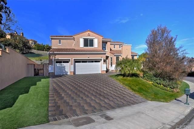 3831 Hilton Head Way, Tarzana, CA 91356 (#SR20017006) :: Randy Plaice and Associates