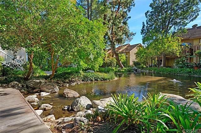 7131 Farralone Avenue #43, Canoga Park, CA 91303 (#SR20015665) :: Randy Plaice and Associates