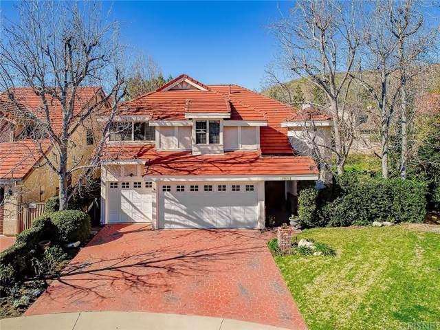29603 Lazy Oak Place, Agoura Hills, CA 91301 (#SR20017322) :: Lydia Gable Realty Group