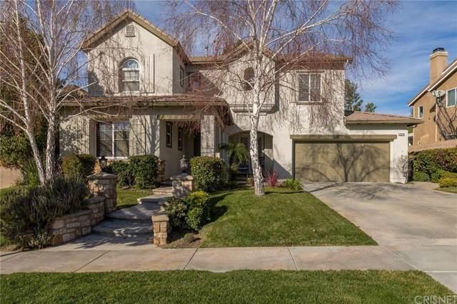 25319 Dove Lane, Stevenson Ranch, CA 91381 (#SR20016871) :: Randy Plaice and Associates