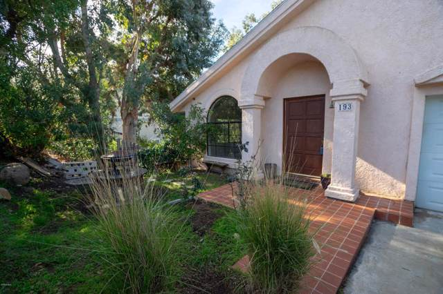 193 S Ventu Park Road, Newbury Park, CA 91320 (#220000918) :: The Pratt Group