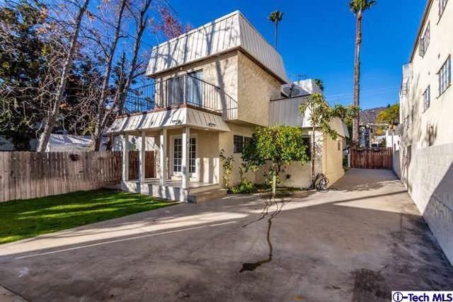 548 Glenwood Road, Glendale, CA 91202 (#320000294) :: Randy Plaice and Associates