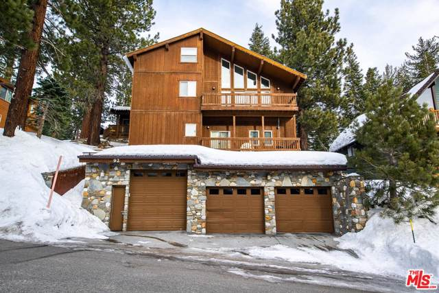 92 Convict Drive, Mammoth Lakes, CA 93546 (MLS #20-547500) :: The Jelmberg Team