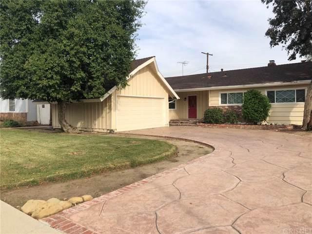 10558 Valjean Avenue, Granada Hills, CA 91344 (#SR20016468) :: The Pratt Group