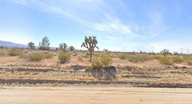 16000 Vac/Vic 160 Ste/Ave U8, Palmdale, CA 93591 (#SR20017532) :: Randy Plaice and Associates