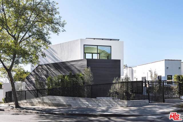 857 Hilldale Avenue, West Hollywood, CA 90069 (#20547430) :: The Agency
