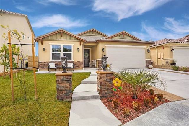 19502 Lanfranca Drive, Saugus, CA 91350 (#SR20017165) :: Randy Plaice and Associates