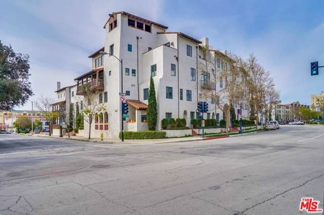 700 E Union Street #102, Pasadena, CA 91101 (#20547532) :: Lydia Gable Realty Group