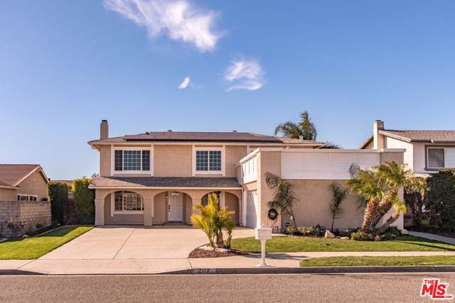 2117 Parker Court, Simi Valley, CA 93065 (#20547570) :: The Pratt Group