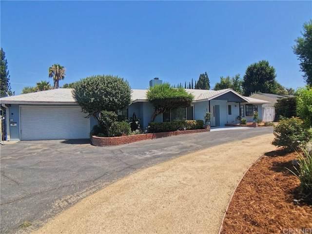 5666 Lubao Avenue, Woodland Hills, CA 91367 (#SR20017417) :: The Pratt Group