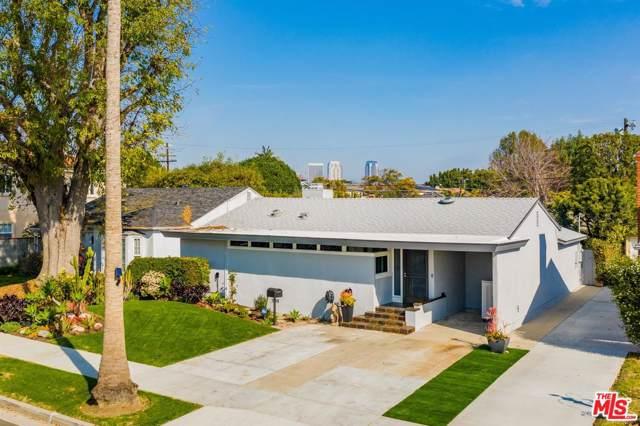 2672 Veteran Avenue, Los Angeles (City), CA 90064 (#20547046) :: The Pratt Group