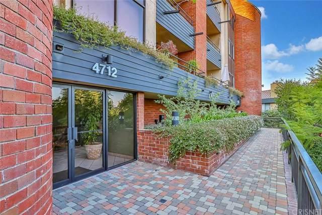 4712 Park Encino Lane #121, Encino, CA 91436 (#SR20017488) :: Randy Plaice and Associates