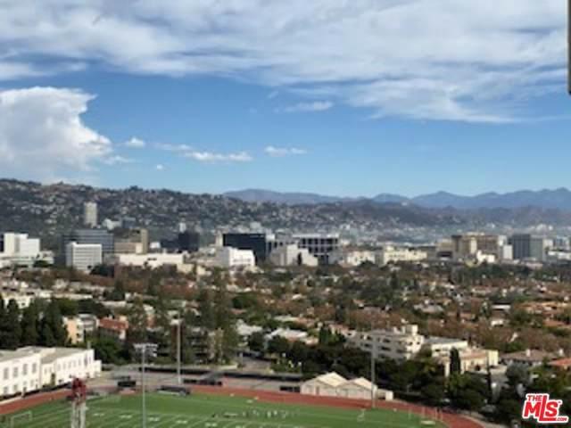 2160 Century 1601N, Los Angeles (City), CA 90067 (#20547594) :: The Pratt Group