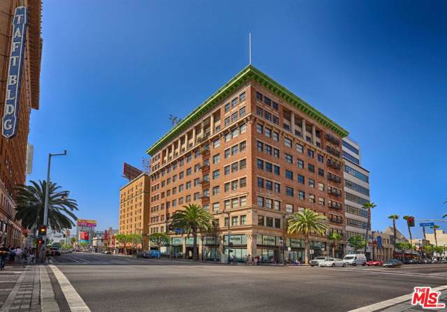 1645 Vine Street #513, Los Angeles (City), CA 90028 (#20547460) :: The Suarez Team