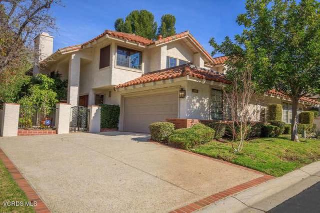 4209 Dan Wood Drive, Westlake Village, CA 91362 (#220000947) :: Randy Plaice and Associates