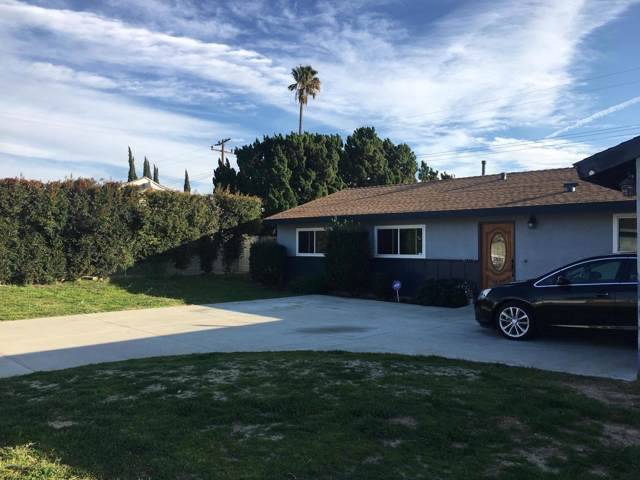 1306 Ahart Street, Simi Valley, CA 93065 (#220000951) :: The Agency