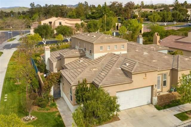 23780 Spruce Meadow Court, Valencia, CA 91354 (#SR20018082) :: The Agency