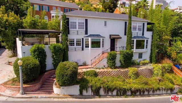7911 Hillside Avenue, Los Angeles (City), CA 90046 (MLS #20547708) :: Hacienda Agency Inc