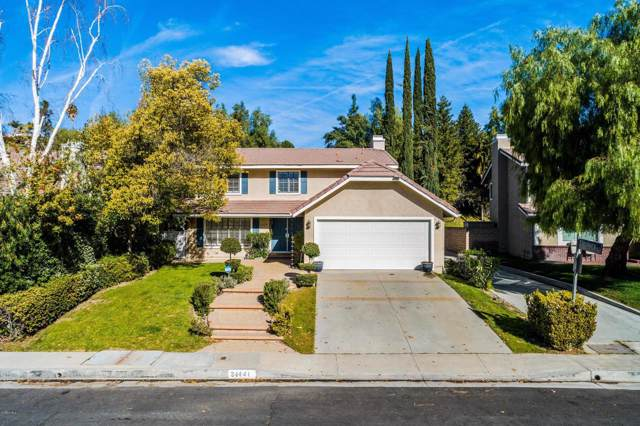24441 Indian Hill Lane, West Hills, CA 91307 (#220000961) :: The Agency