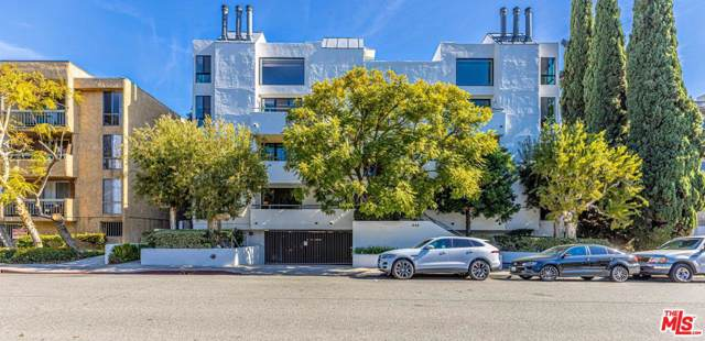 656 N West Knoll Drive #101, West Hollywood, CA 90069 (#20545644) :: The Agency