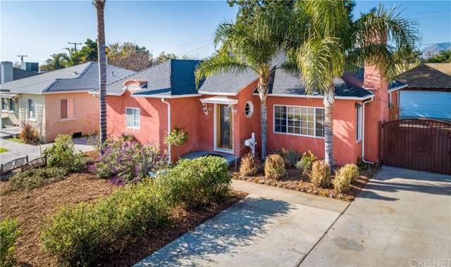 727 N Alexander Street, San Fernando, CA 91340 (#SR20017153) :: Lydia Gable Realty Group