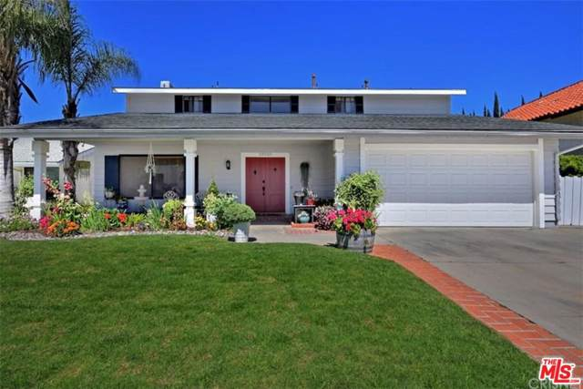 23033 Enadia Way, West Hills, CA 91307 (#20542246) :: The Agency