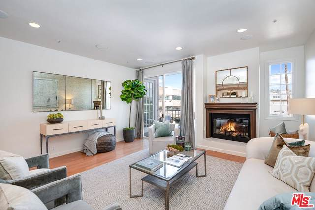 855 S Wooster Street #408, Los Angeles (City), CA 90035 (#20547844) :: Lydia Gable Realty Group