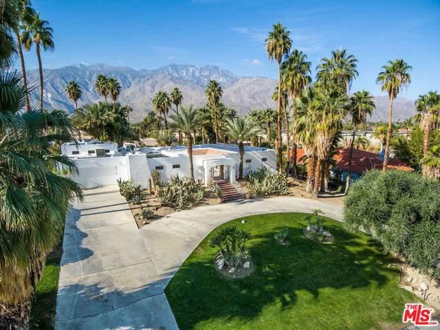 2255 S Araby Drive, Palm Springs, CA 92264 (MLS #20543444) :: Hacienda Agency Inc