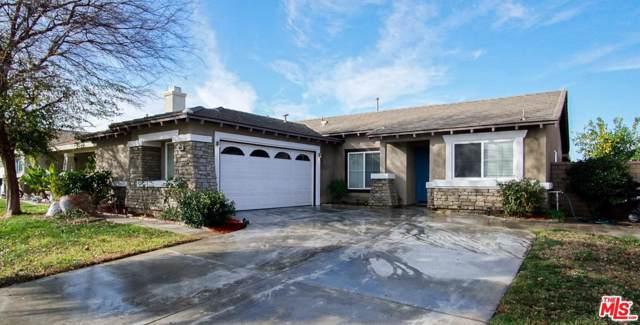 1009 Roxanne Drive, Hemet, CA 92543 (#20547886) :: The Agency