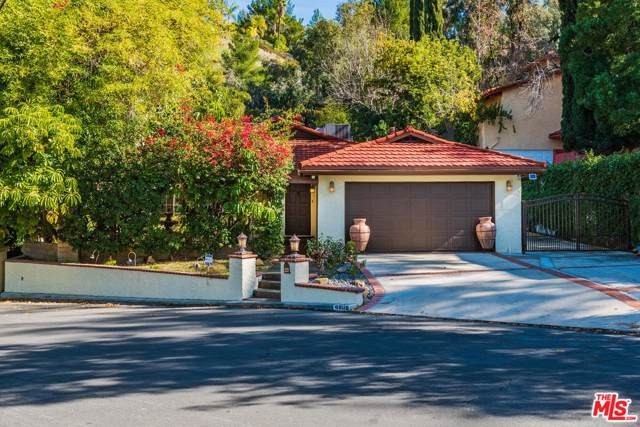4808 Excelente Drive, Woodland Hills, CA 91364 (#20547292) :: The Agency