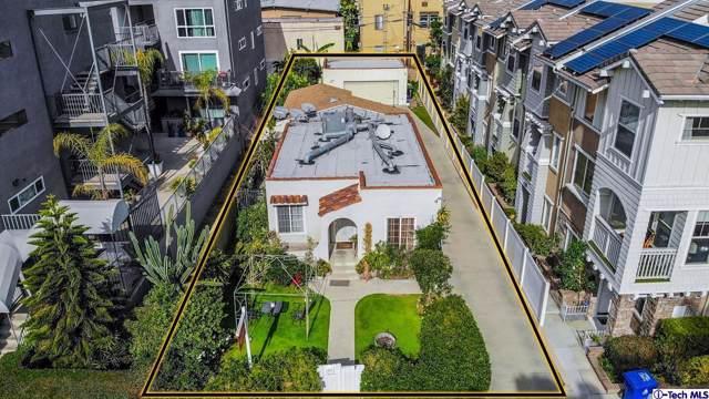 6523 La Mirada Avenue, Los Angeles (City), CA 90038 (#320000343) :: Randy Plaice and Associates