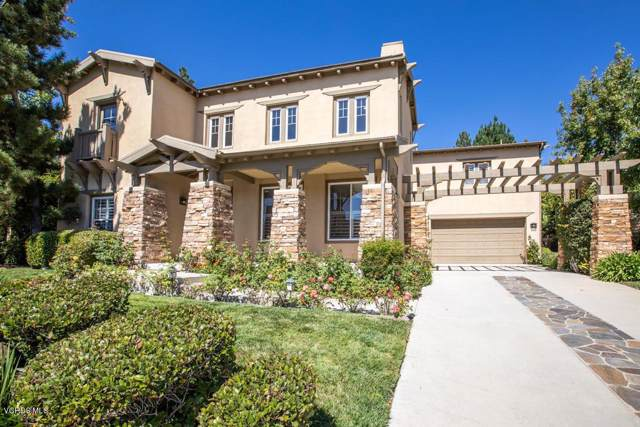 4989 Via Andrea, Newbury Park, CA 91320 (#220000968) :: SG Associates
