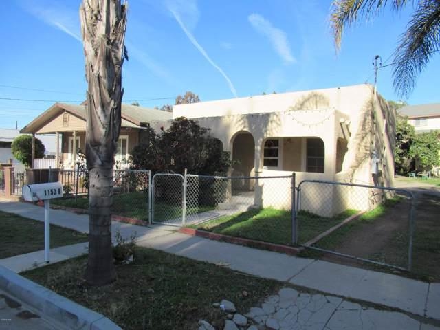 1153 E Harvard Boulevard, Santa Paula, CA 93060 (#220000969) :: Randy Plaice and Associates