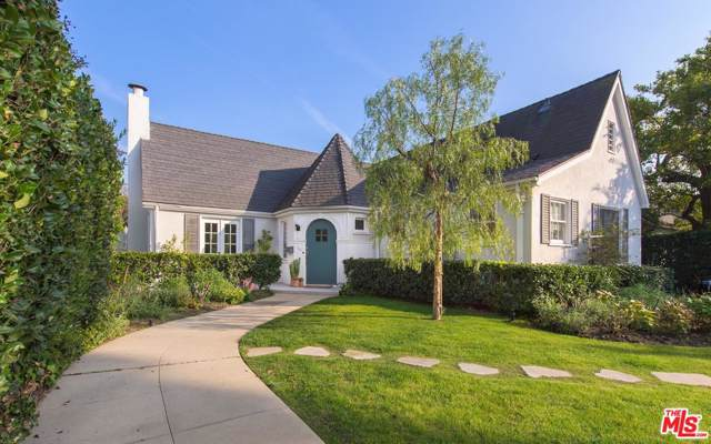 234 N Ridgewood Place, Los Angeles (City), CA 90004 (#20546456) :: The Agency