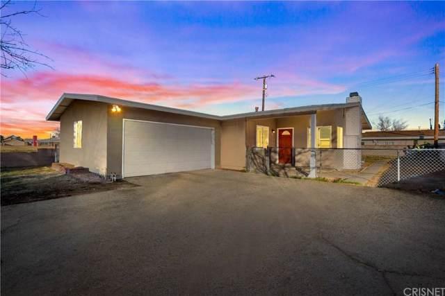 38228 15TH Street E, Palmdale, CA 93550 (#SR20018832) :: The Agency