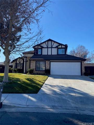 37345 Daybreak Street, Palmdale, CA 93550 (#SR20015577) :: The Agency